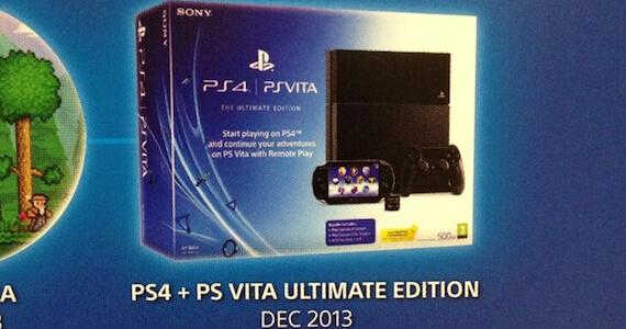 PS4/Vita Bundle Coming This December