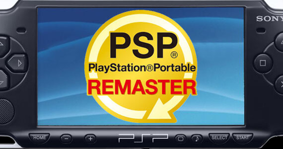 HD PSP games on the PlayStation 3