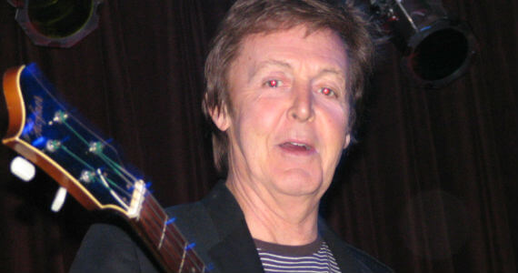 Paul McCartney Working On New Game
