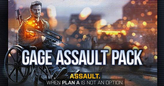 Payday 2 Battlefield DLC