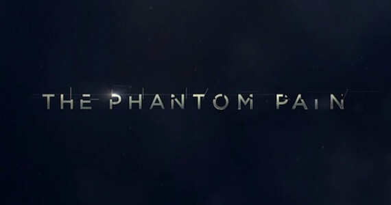 'Phantom Pain' Reveal Scheduled for GDC; More Crazy Theories Surface