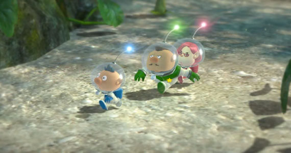 'Pikmin 3' Offers Players Three Ways to Play
