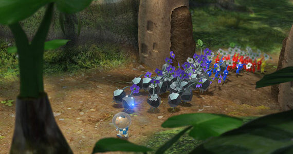 'Pikmin 3' Has No Online Multiplayer