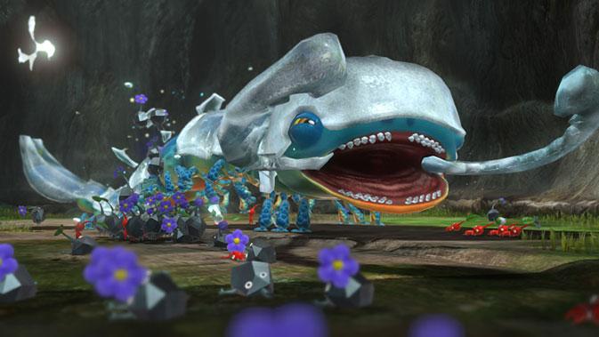 'Pikmin 3' & 'New Super Mario Bros. U' Highlight Wii U Games Lineup