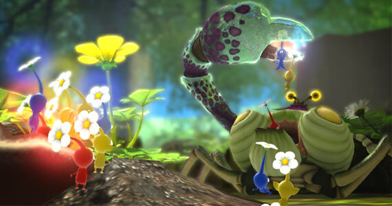 'Pikmin 3' Will Feature Three Playable Captains