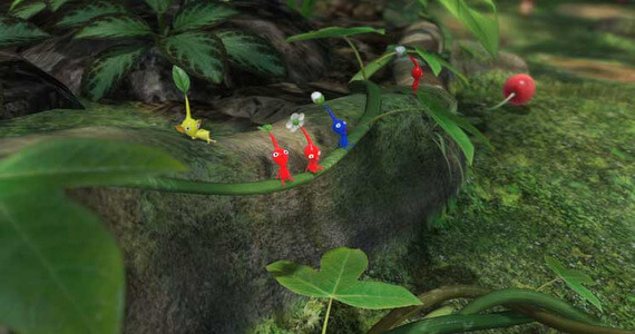 Miyamoto Wanted 'Pikmin 3' Near Wii U Launch; 3DS 'Pikmin' Cartoons In Production