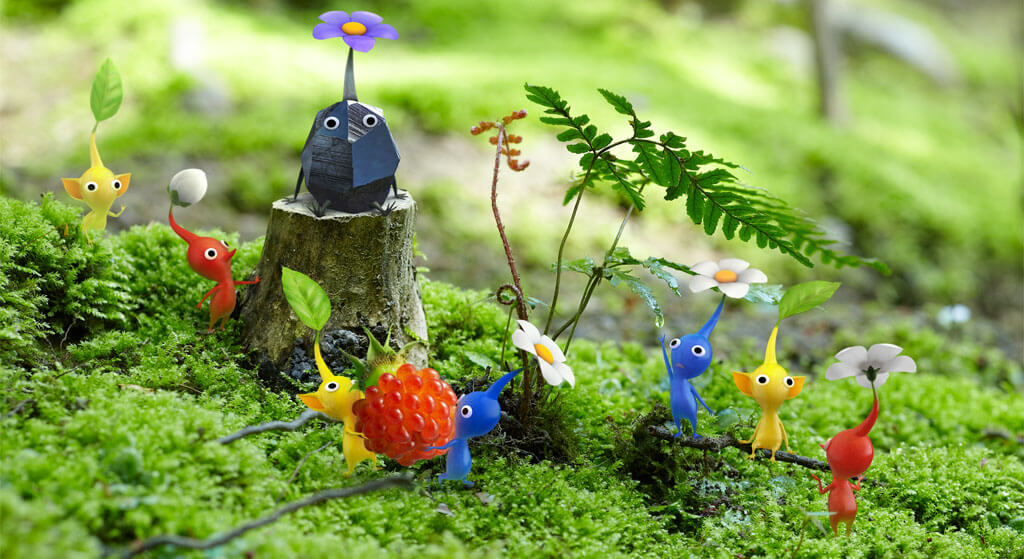 'Pikmin 3' Hands-On Preview