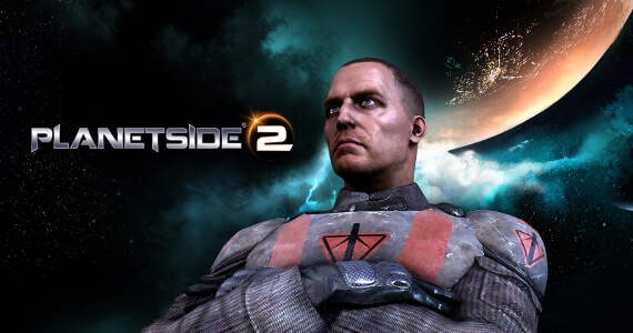 'PlanetSide 2' Preview