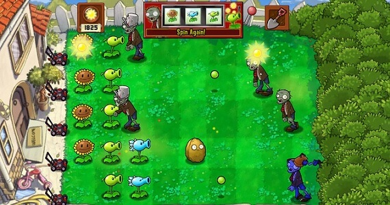 Plants Vs Zombies Day Time Vita