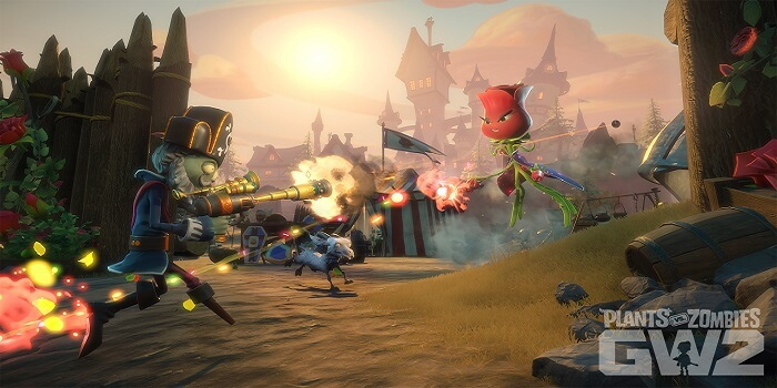 E3 2015: EA Reveals 'Plants Vs Zombies: Garden Warfare 2' Gameplay Demo
