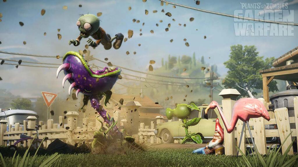'Plants vs. Zombies: Garden Warfare' Preview