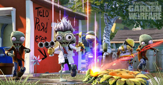 PvZ: Garden Warfare Microtransaction Prices