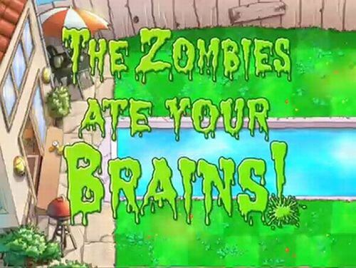Plants vs. Zombies Xbox 360 Brains