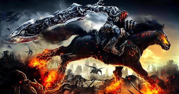 'Darksiders' Dev Vigil Games Not Acquired in THQ Auction; Platinum Games May Be Interested