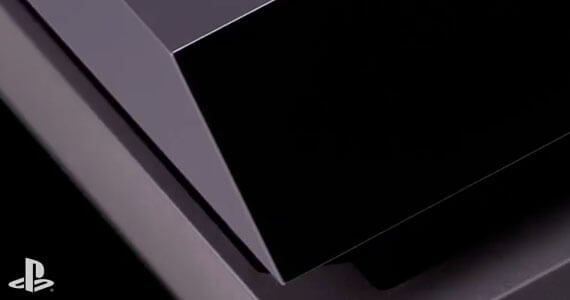 Sony Teases PlayStation 4 Console in New Trailer