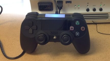 PS4 Touchscreen Controller Revealed [Updated]