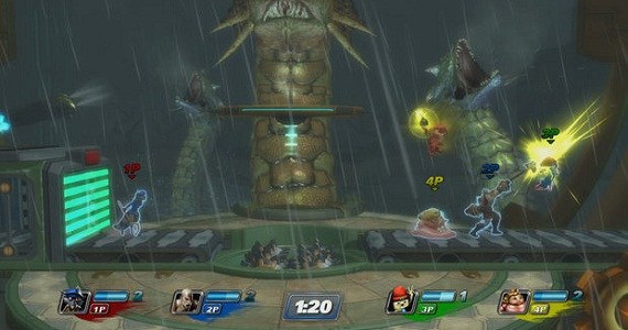 'PlayStation All-Stars Battle Royale' Officially Revealed