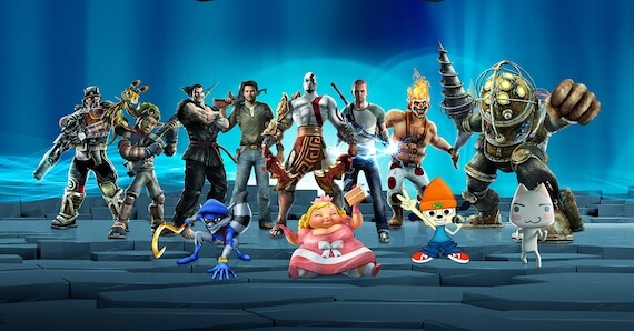 PlayStation All-Stars Battle Royale PS Plus Beta