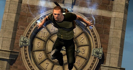 PlayStation All Stars InFamous 2 Cole