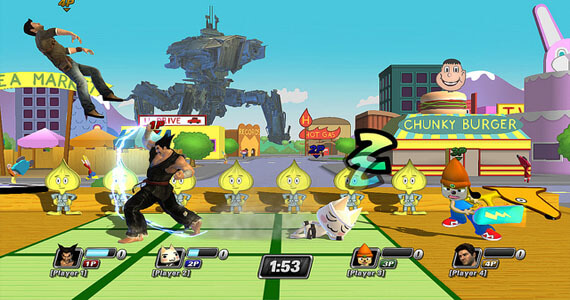 PlayStation All-Stars Battle Royale 2 Screenshots