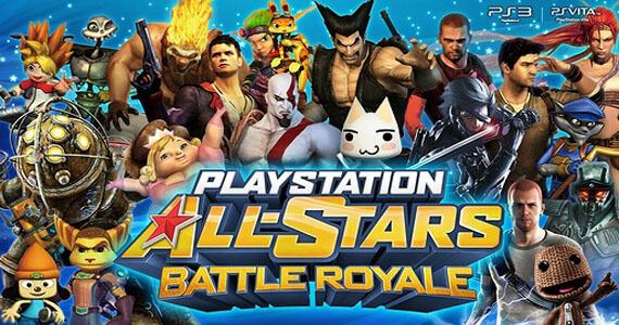 PlayStation All-Stars Battle Royale 2