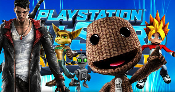Four New Characters Join 'PlayStation All-Stars Battle Royale', Buy PS3 Version Get Vita Version Free