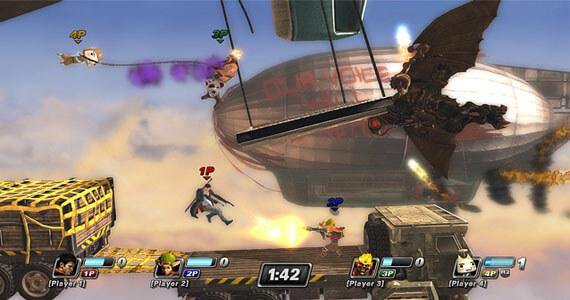 PlayStation Allstars Battle Royale Review