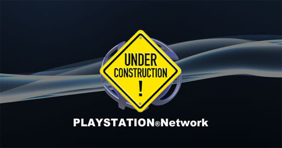 PlayStation Network Down For Maintenance