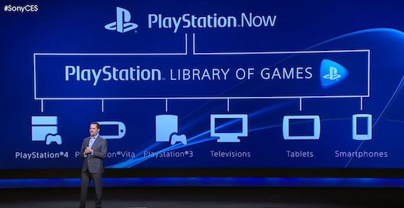 PlayStation Now Internet Requirements; Video Shows Service in Action
