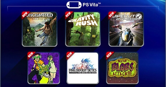 PS Plus Coming to Vita Nov 19th; Includes 'Uncharted: Golden Abyss'