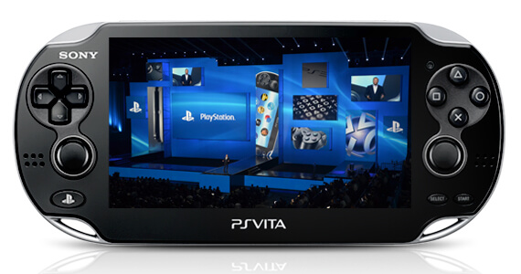 Stream the Sony E3 Press Conference on PlayStation Vita