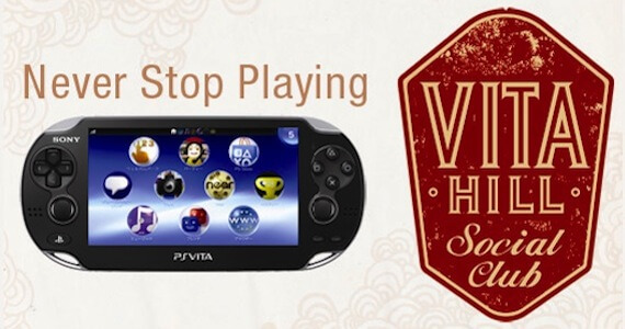 PlayStation's 'Vita Social Clubs' Pamper Gamers