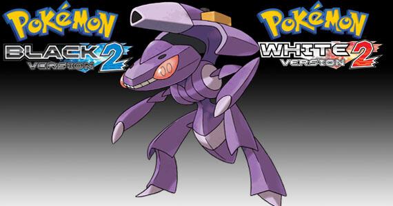 Genesect Invades 'Pokemon Black 2' & 'White 2'