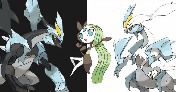 Pokemon Black 2 and Pokemon White 2 Trailer