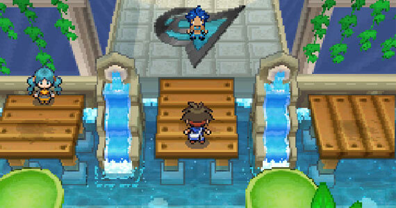 Pokemon Black 2 White 2 Screenshots