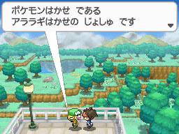 Pokemon Black & White 2 Screenshot 3