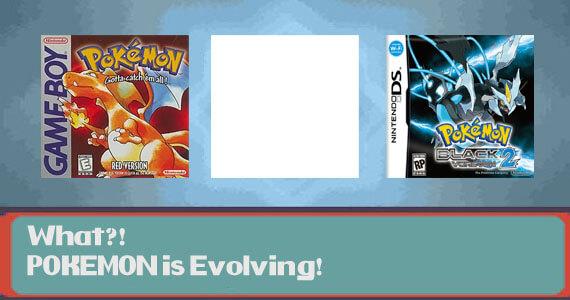 Why Hasn't Pokemon Evolved?