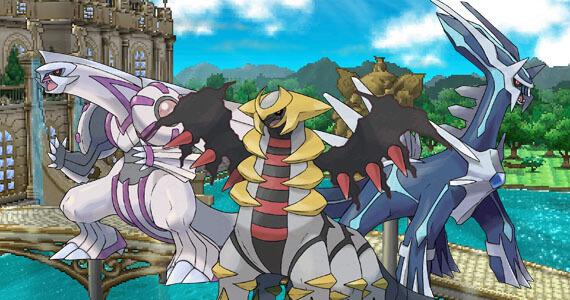 Snag Some Rare & Shiny Legendary Pokemon at GameStop