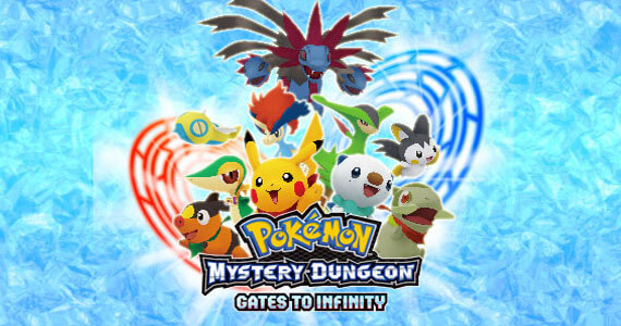'Pokemon Mystery Dungeon: Gates to Infinity' Appears This March