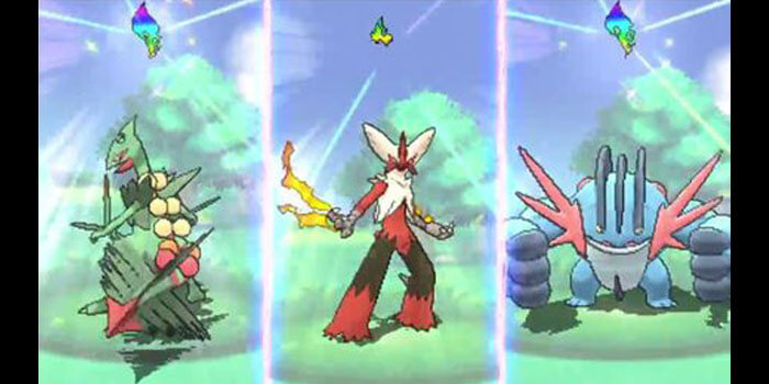 'Pokemon Omega Ruby' and 'Alpha Sapphire' Review