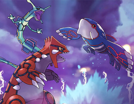 Pokemon Omega Ruby Alpha Sapphire Top 5