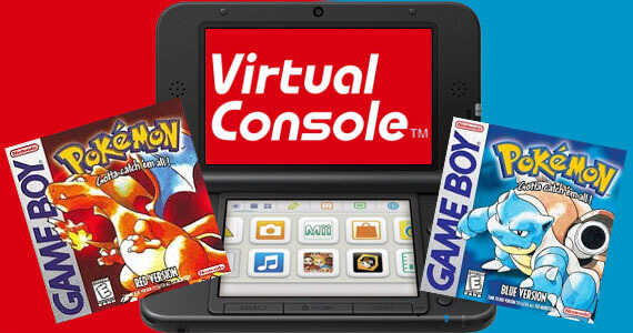 Nintendo Has 'Concerns' About Bringing 'Pokemon Red' & 'Blue' to Virtual Console