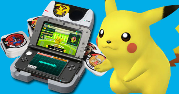 'Pokemon Tretta Lab for Nintendo 3DS' Appearing in Japan this August