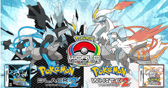 Best Pokemon World Championship Players Will Appear in 'Pokemon Black 2' and 'White 2'