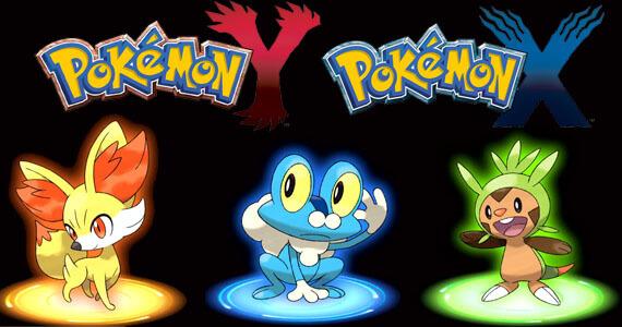 'Pokemon X' and 'Pokemon Y' Revealed