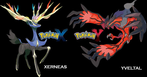 Official Character Artwork Released for 'Pokemon X' and 'Y'