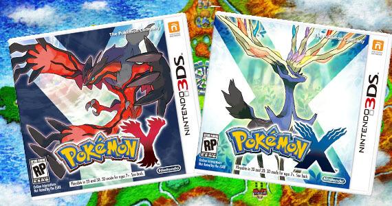 'Pokemon X' & 'Y' Scores New Trailer, Details, Box Art