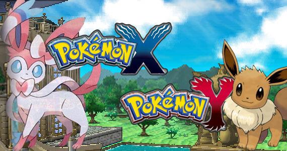 Eevee Gets a New Evolution in 'Pokemon X' & 'Y' [UPDATED]