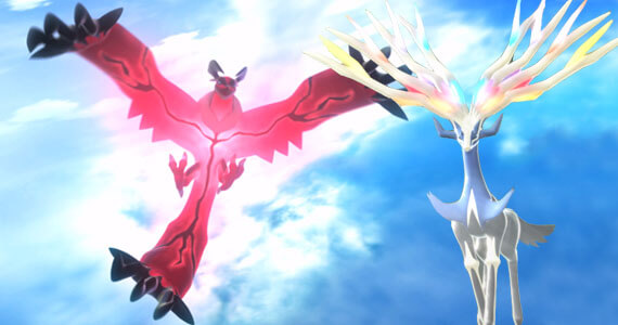 Details on the Legendaries of 'Pokemon X' and 'Y' Emerge