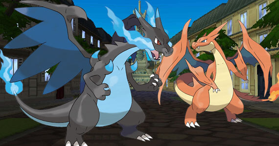 Charizard scores a second mega evolution in pokemon x y - Pokemon mega evolution y ...